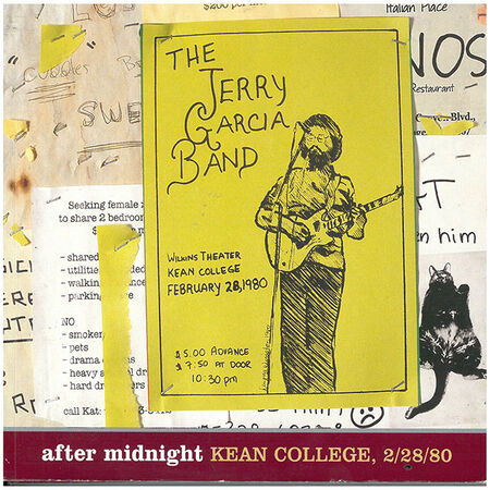 02/28/80 After Midnight: Kean College, Union Township, NJ