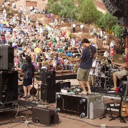 07/03/05 Red Rocks Amphitheatre, Morrison, CO