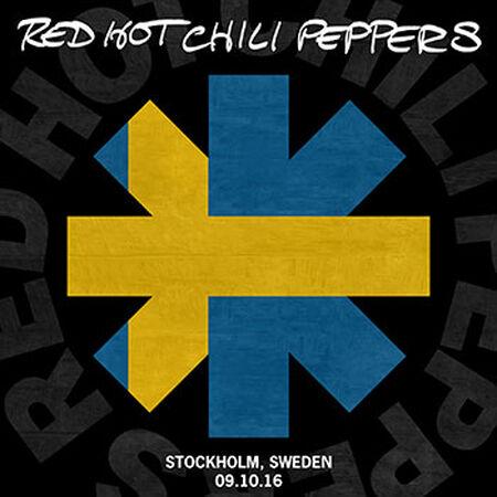 09/10/16 Tele2 Arena, Stockholm, SE