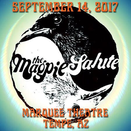 09/14/17 Marquee Theatre, Tempe, AZ