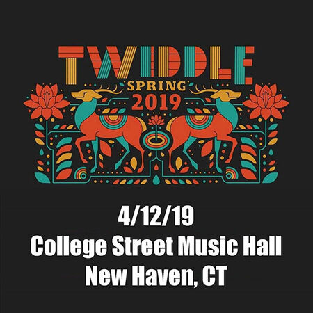 04/12/19 College Street Muisc Hall, New Haven, CT