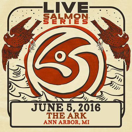 06/05/16 The Ark, Ann Arbor, MI