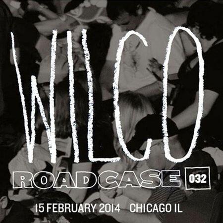 02/15/14 The Vic Theatre, Chicago, IL