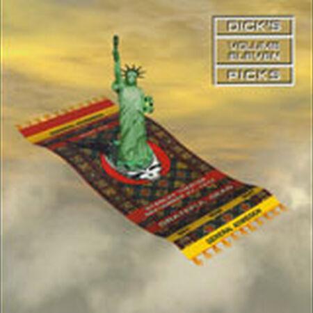 09/27/72 Dick's Picks, Vol.  11: Stanley Theatre, Jersey City, NJ