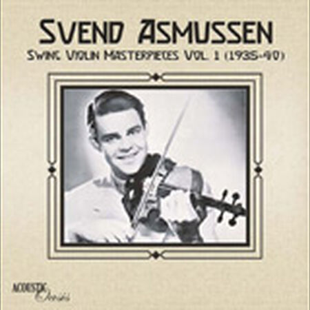 Swing Violin Masterpieces  Vol. 1 (1935-40)