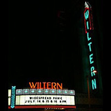 07/14/05 The Wiltern, Los Angeles, CA