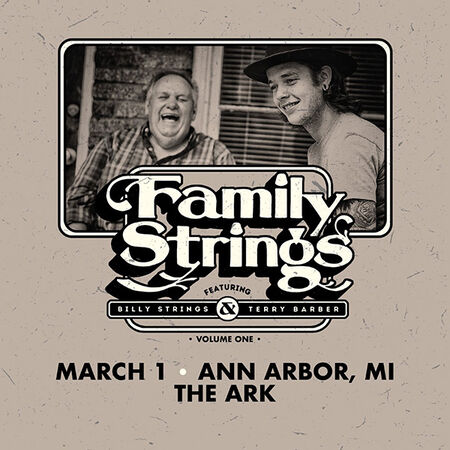 03/01/20 The Ark, Ann Arbor, MI