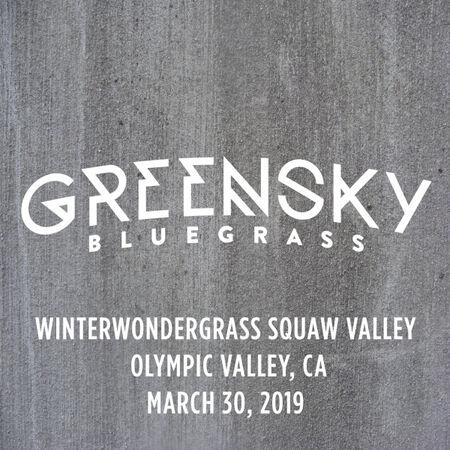 03/30/19 Winter Wondergrass, Squaw Valley, CA
