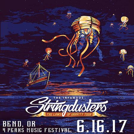 06/16/17 4 Peaks Music Festival, Bend, OR