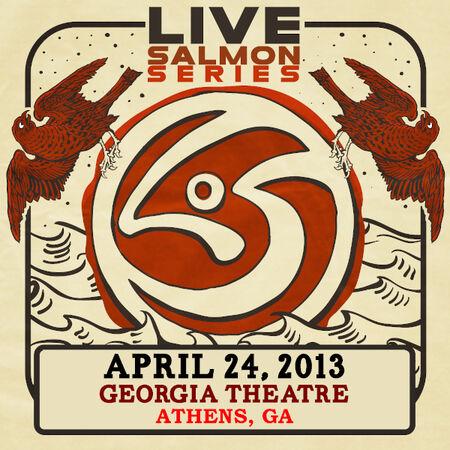 04/24/13 The Georgia Theater, Athens, GA