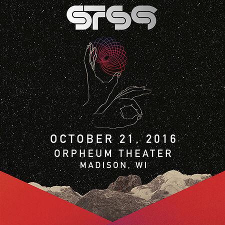 10/21/16 Orpheum Theatre, Madison, WI