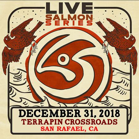 12/31/18 Terrapin Crossroads, San Rafael, CA