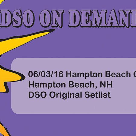 06/03/16 Hampton Beach Casino, Hampton Beach, NH