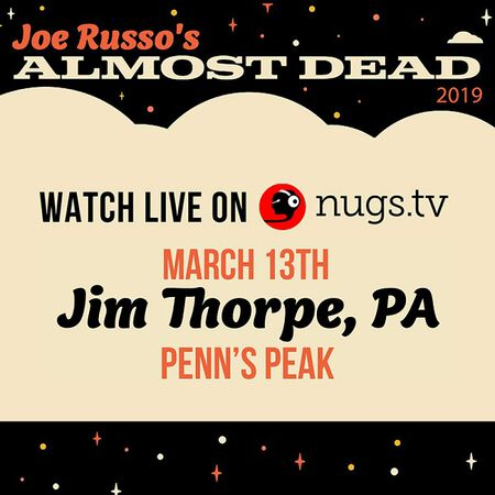 03/13/19 Penn's Peak, Jim Thorpe, PA