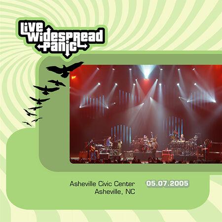 05/07/05 Civic Center, Asheville, NC