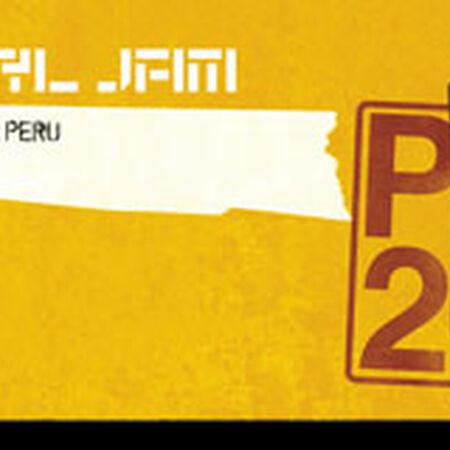 11/18/11 Estadio San Marcos, Lima, PE
