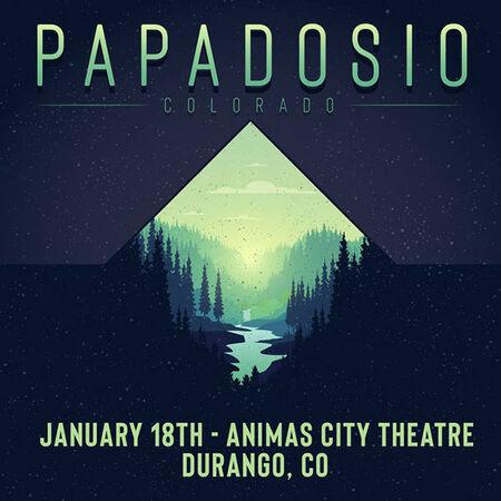 01/18/19 Animas City Theater, Durango, CO