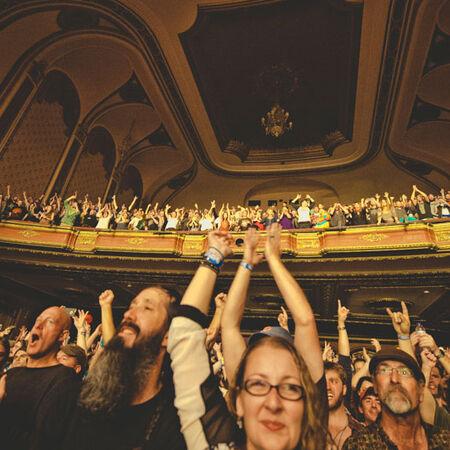 10/23/16 Riverside Theater, Milwaukee, WI
