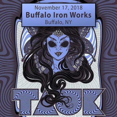 11/17/18 Buffalo Iron Works, Buffalo, NY