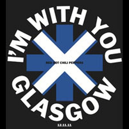 11/12/11 SECC, Glasgow, UK