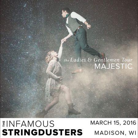 03/15/16 The Majestic, Madison, WI