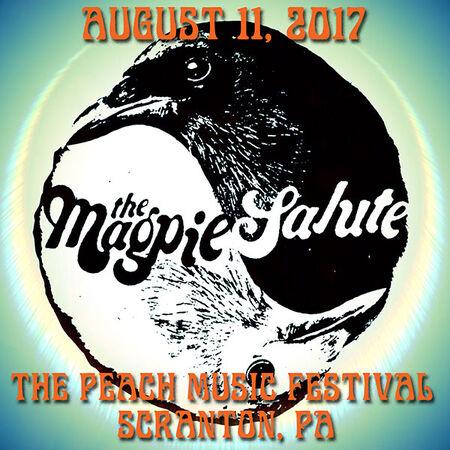 08/11/17 The Peach Music Festival, Scranton, PA