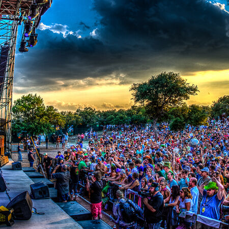 07/05/13 The Backyard, Austin, TX