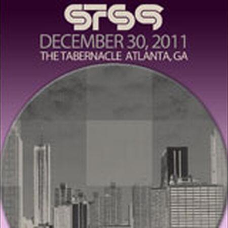 12/30/11 The Tabernacle, Atlanta, GA