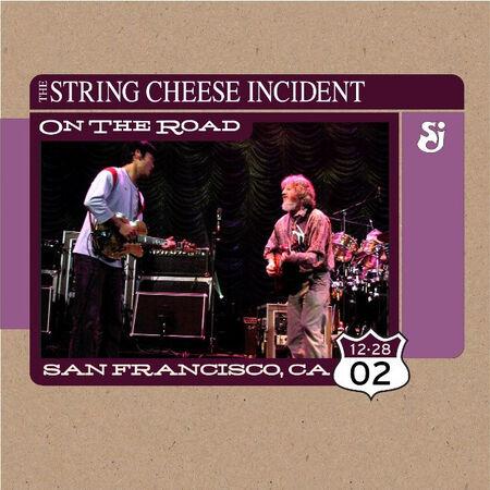 12/28/02  Bill Graham Civic Auditorium, San Francisco, CA