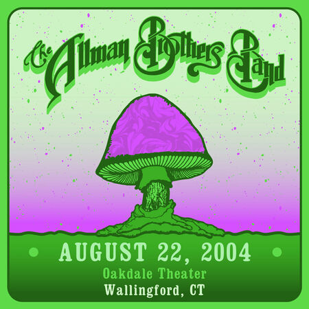 08/22/04 Oakdale Theater , Wallingford, CT