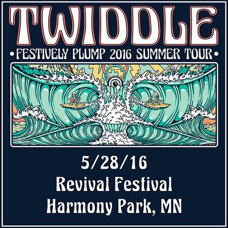 05/28/16 Revival Festival, Harmony Park, MN