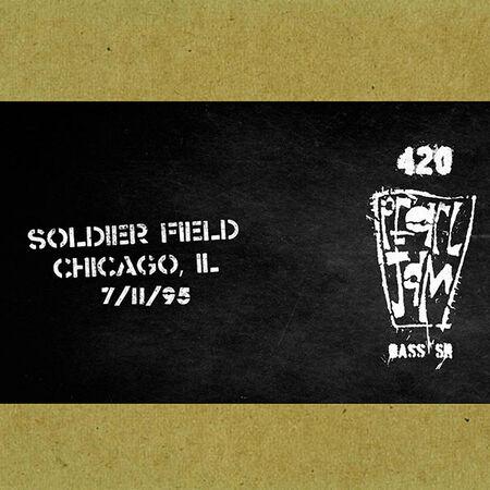07/11/95 Soldier Field, Chicago, IL