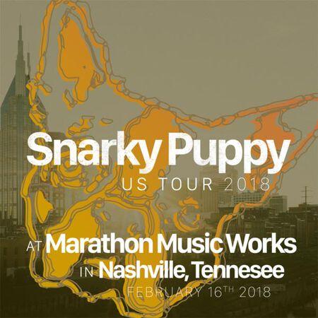 02/16/18 Marathon Music Works, Nashville, TN