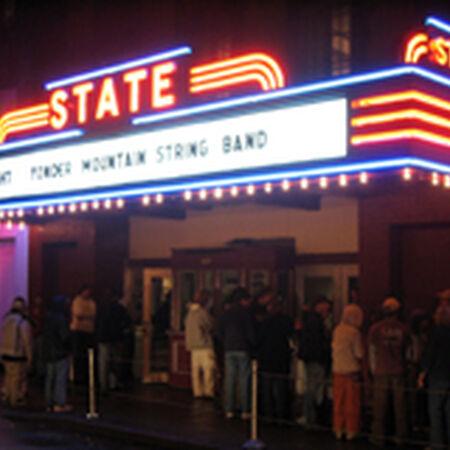 10/22/05 State Theater, Falls Church, VA