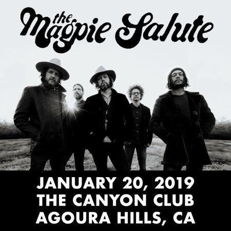 01/20/19 The Canyon Club, Agoura Hills, CA