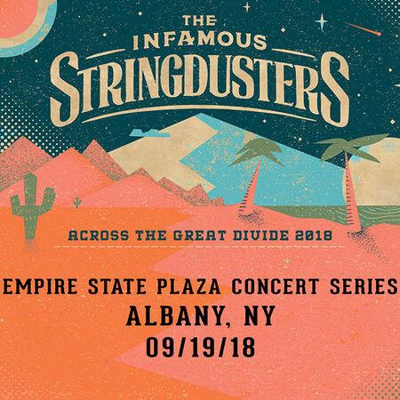 09/19/18 Empire State Plaza Concert Series, Albany, NY