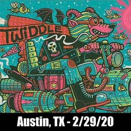 02/29/20 Mohawk Austin, Austin, TX