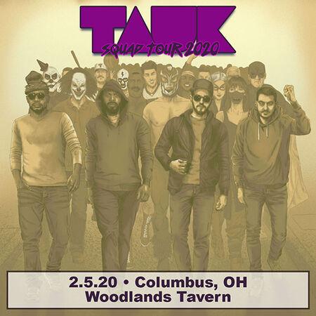 02/05/20 Woodlands Tavern, Columbus, OH