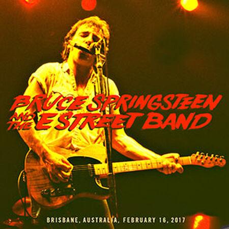 02/16/17 Brisbane Entertainment Centre, Brisbane, AU