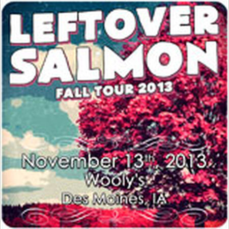 11/13/13 Wooly's, Des Moines, IA