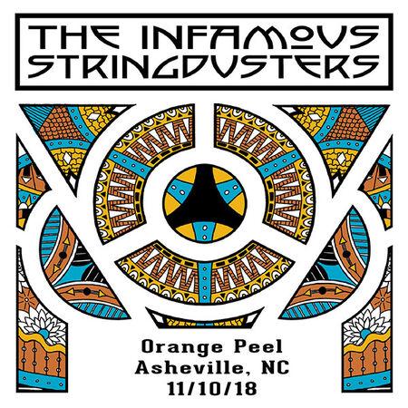 11/10/18 The Orange Peel, Asheville, NC