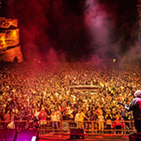 06/27/14 Red Rocks Amphitheatre, Morrison, CO
