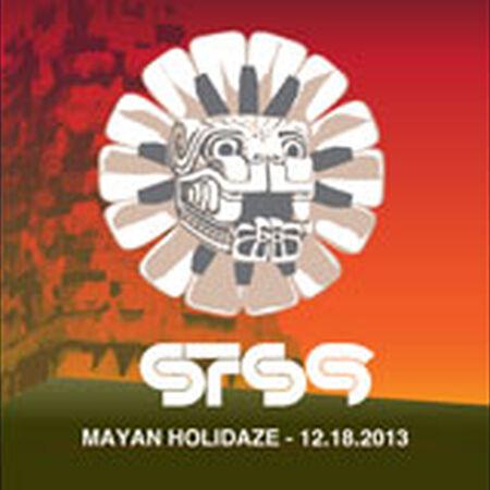 12/18/13 Mayan Holidaze, Puerto Morelos, MX