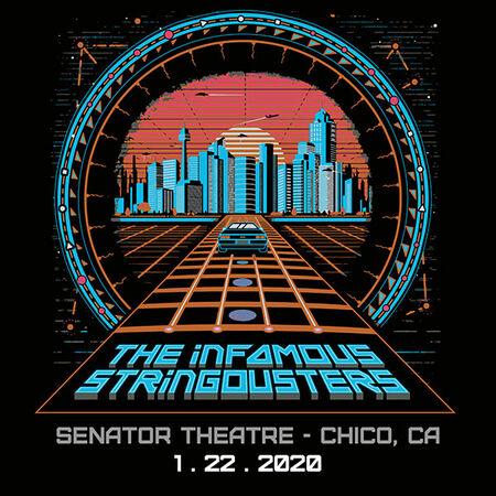 01/22/20 Senator Theatre, Chico, CA