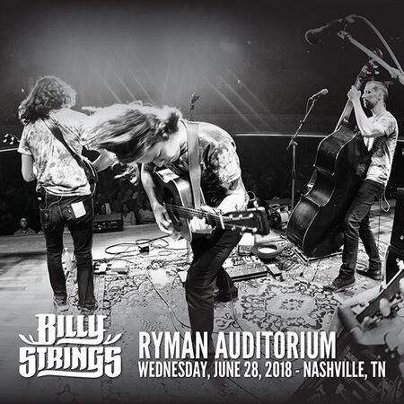 06/28/18 Ryman Auditorium, Nashville, TN