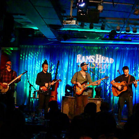 11/14/18 Ram's Head Live, Annapolis, MD