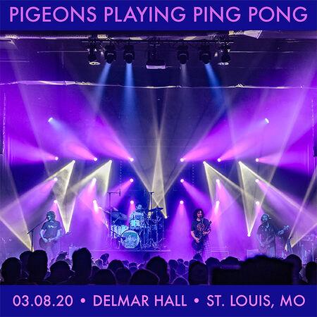 03/08/20 Delmar Hall, St Louis, MO
