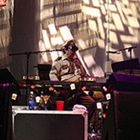 10/31/05 Thomas & Mack Center, Las Vegas, NV