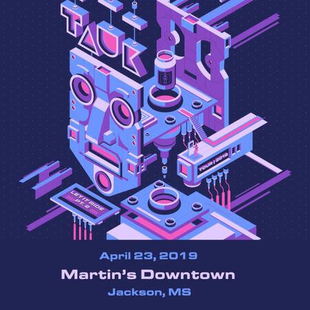 04/23/19 Martin's Downtown, Jackson, MS