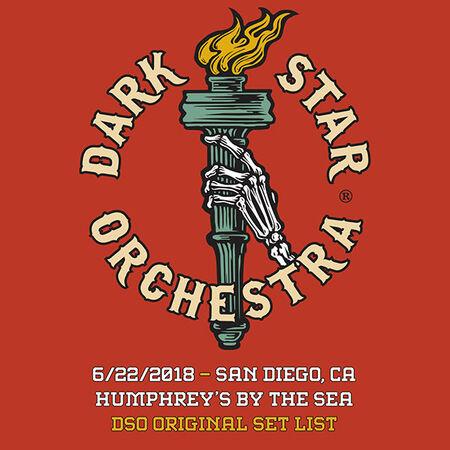 06/22/18 Humphrey's, San Diego, CA
